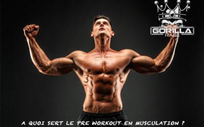 A quoi sert le pre workout ?
